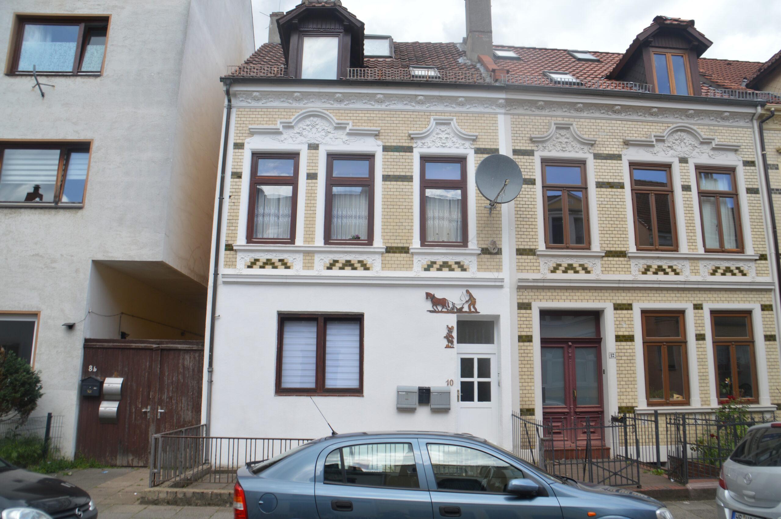 Zweifamilienhaus mit Baureserve